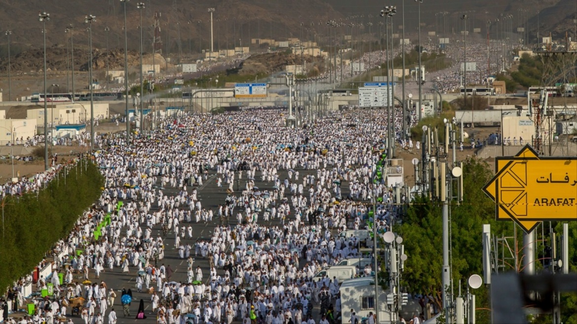 Hajj 2018 in pictures02