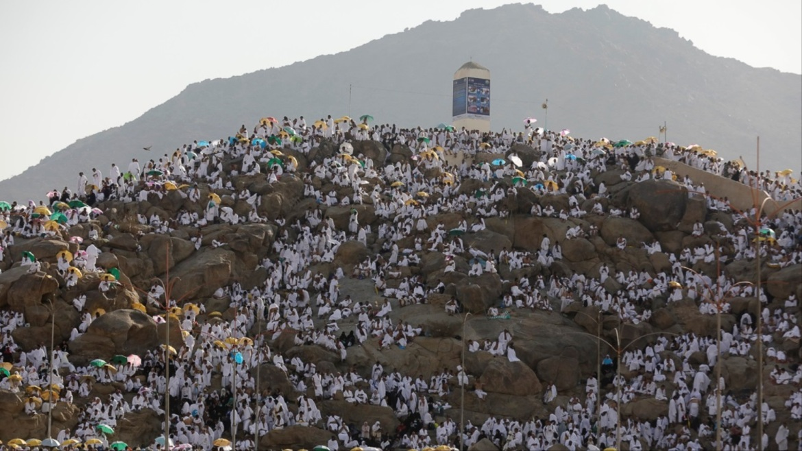 Hajj 2018 in pictures10