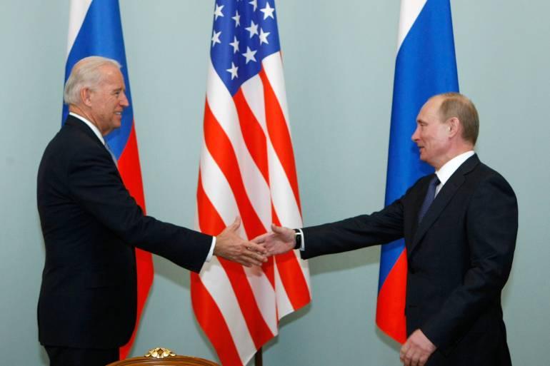 """认为普京""""没有灵魂""""的拜登将会如何反制俄罗斯?"""
